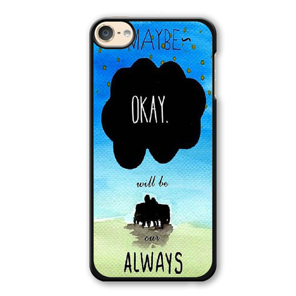 The Fault In Our Stars Quote Phonecase Cover Case For Apple Ipod 4 Ipod 5 Ipod 6