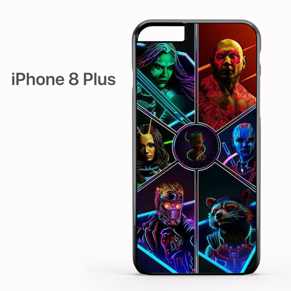 The Guardian Of The Galaxy Team - iPhone 8 Plus Case - Tatumcase