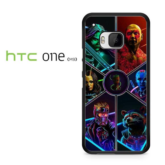 The Guardian Of The Galaxy Team - HTC M9 Case - Tatumcase