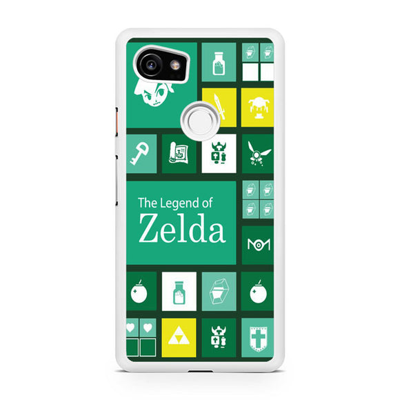 The Legend of Zelda 8 AA, Custom Phone Case, Google Pixel 2 XL Case, Pixel 2 XL Case, Tatumcase