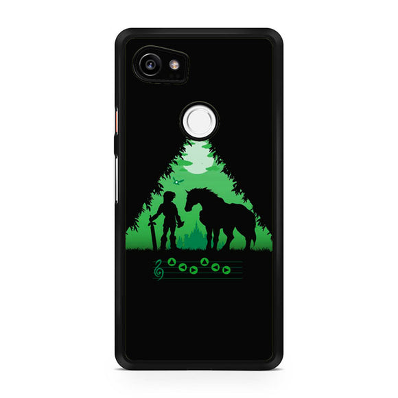The Legend of Zelda AA, Custom Phone Case, Google Pixel 2 XL Case, Pixel 2 XL Case, Tatumcase
