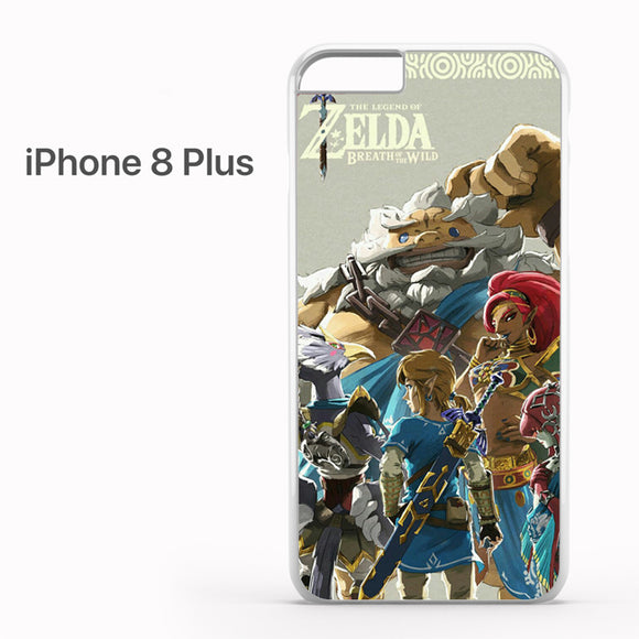 The Legend of Zelda AB - iPhone 8 Plus Case - Tatumcase