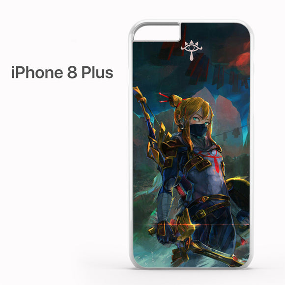 The Legend of Zelda Art AB - iPhone 8 Plus Case - Tatumcase