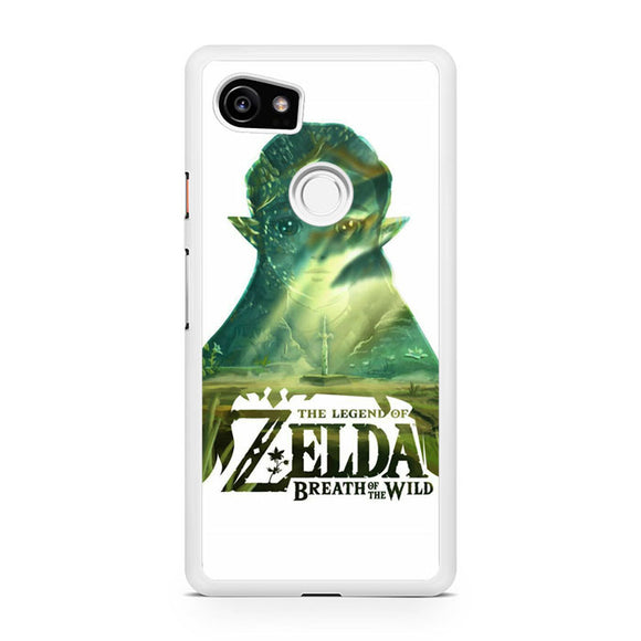 The Legend of Zelda Breath of the Wild AA, Custom Phone Case, Google Pixel 2 XL Case, Pixel 2 XL Case, Tatumcase