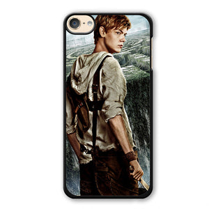 The Maze Runner Newt Phonecase Cover Case For Apple Ipod 4 Ipod 5 Ipod 6