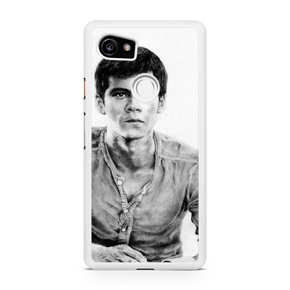The Maze Runner Thomas AA, Custom Phone Case, Google Pixel 2 XL Case, Pixel 2 XL Case, Tatumcase