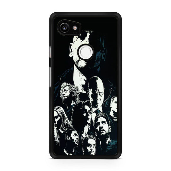 The Punisher AA, Custom Phone Case, Google Pixel 2 XL Case, Pixel 2 XL Case, Tatumcase