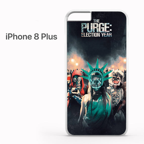 The Purge AB - iPhone 8 Plus Case - Tatumcase