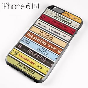 The Smiths Albums - iPhone 6 Case - Tatumcase