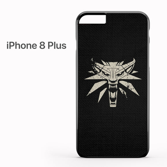 The Witcher Logo 2 AB - iPhone 8 Plus Case - Tatumcase