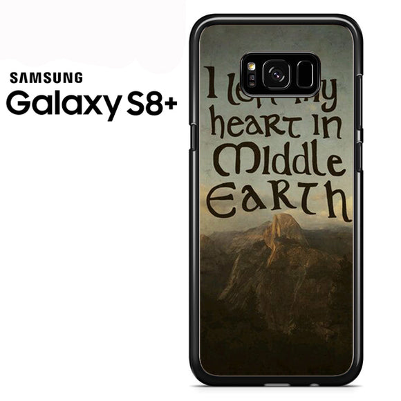 The lord of the rings Middle Earth Quotes - Samsung Galaxy S8 Plus Case - Tatumcase