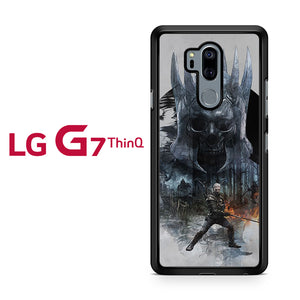 The witcher, LG G7 ThinQ Case, Tatumcase