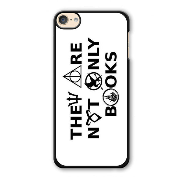 They Are Not Only Books Phonecase Cover Case For Apple Ipod 4 Ipod 5 Ipod 6