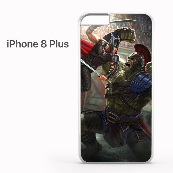 Thor VS Hulk AB - iPhone 8 Plus Case - Tatumcase