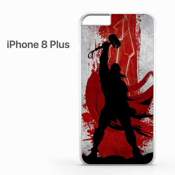 Thor in the Shadow AB - iPhone 8 Plus Case - Tatumcase