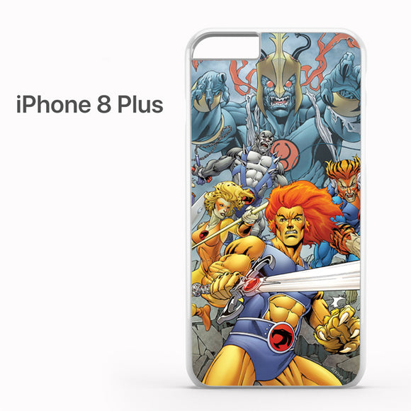 Thundercats Fight TY - iPhone 8 Plus Case - Tatumcase
