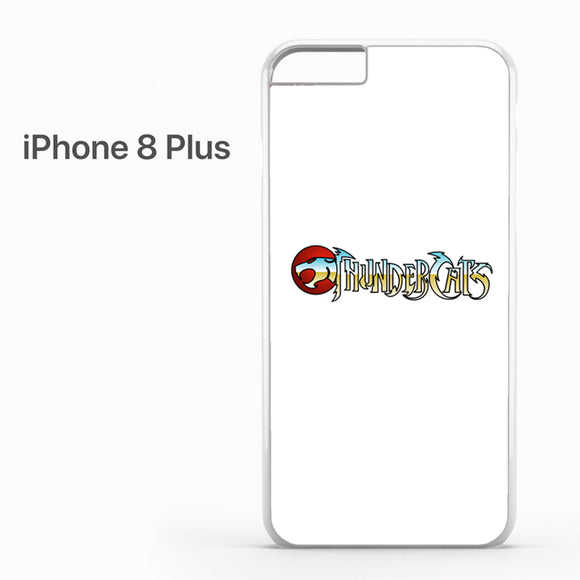 Thundercats Logo TY - iPhone 8 Plus Case - Tatumcase