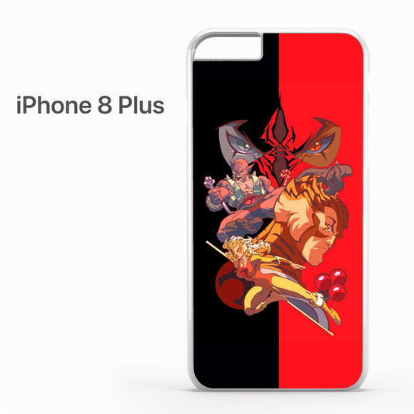 Thundercats Poster TY - iPhone 8 Plus Case - Tatumcase