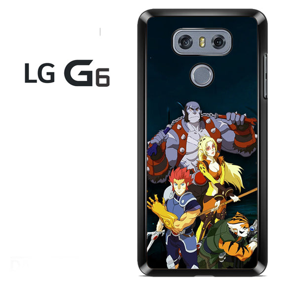 Thundercats Warriors TY - LG G6 Case - Tatumcase
