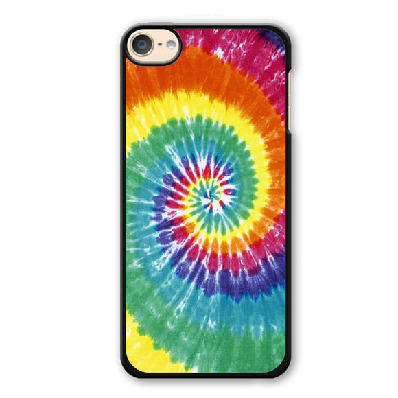 Tie Dye Phonecase Cover Case For Apple Ipod 4 Ipod 5 Ipod 6