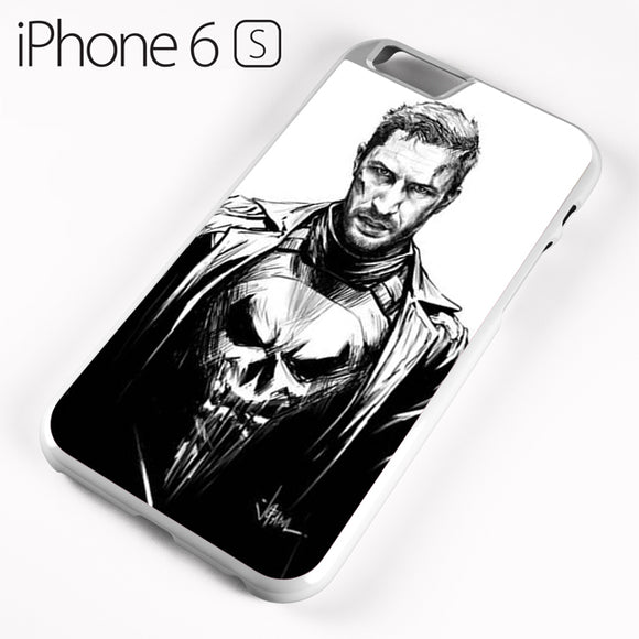 Tom Hardy as The Punisher - iPhone 6 Case - Tatumcase
