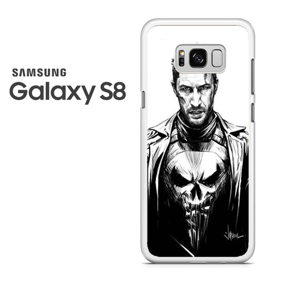 Tom Hardy as The Punisher - Samsung Galaxy S8 Case - Tatumcase