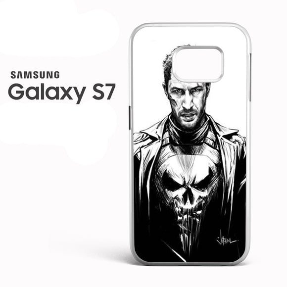 Tom Hardy as The Punisher - Samsung Galaxy S7 Case - Tatumcase