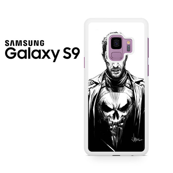 Tom Hardy as The Punisher - Samsung Galaxy S9 Case - Tatumcase