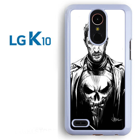 Tom Hardy as The Punisher - LG K10 Case - Tatumcase