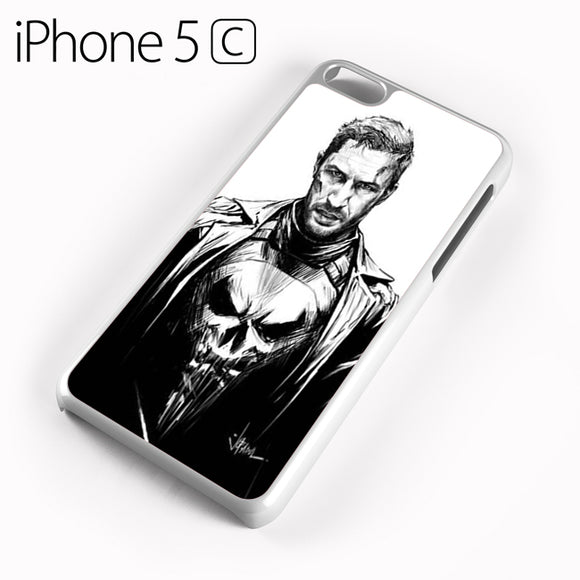 Tom Hardy as The Punisher - iPhone 5C Case - Tatumcase
