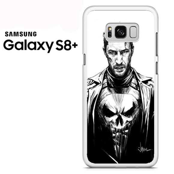 Tom Hardy as The Punisher - Samsung Galaxy S8 Plus Case - Tatumcase