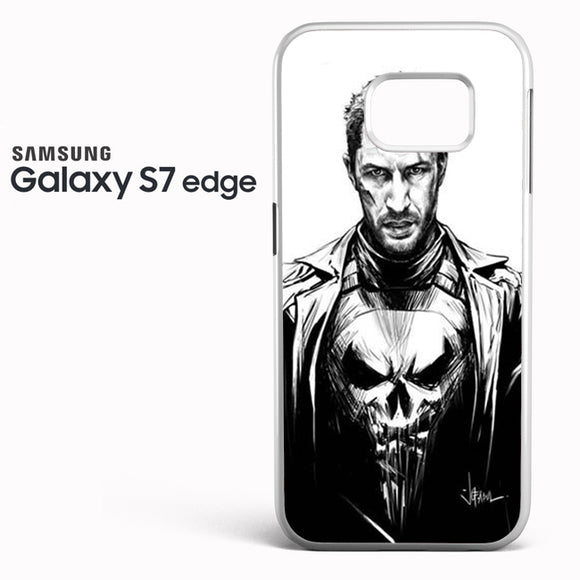 Tom Hardy as The Punisher - Samsung Galaxy S7 Edge Case - Tatumcase