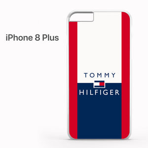 Tommy Hilfiger Red Edge - iPhone 8 Plus Case - Tatumcase