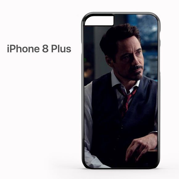 Tony Stark AB - iPhone 8 Plus Case - Tatumcase