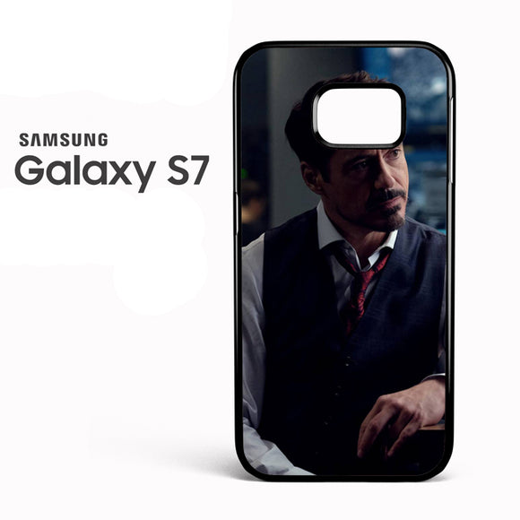 Tony Stark AB - Samsung Galaxy S7 Case - Tatumcase