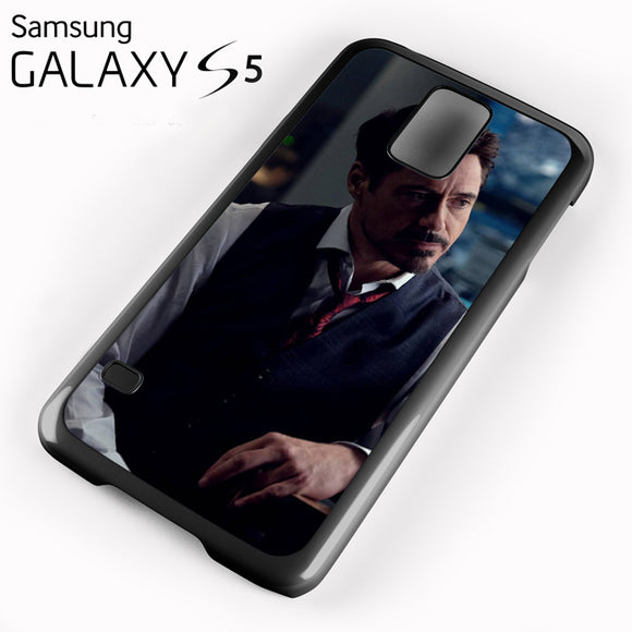 Tony Stark AB - Samsung Galaxy S5 Case - Tatumcase
