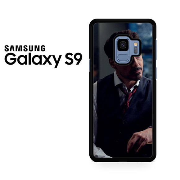 Tony Stark AB - Samsung Galaxy S9 Case - Tatumcase