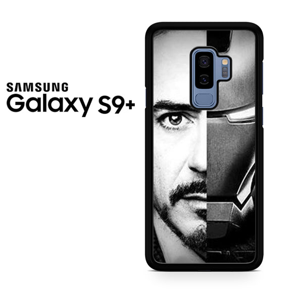 Tony Stark Is Ironman - Samsung Galaxy S9 Plus Case - Tatumcase