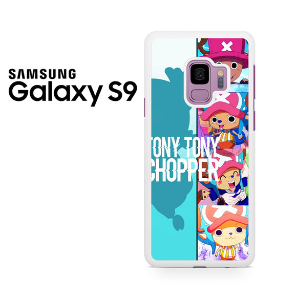 Tony Tony Chopper 3 AB - Samsung Galaxy S9 Case - Tatumcase