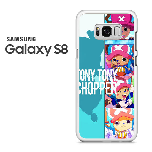 Tony Tony Chopper 3 AB - Samsung Galaxy S8 Case - Tatumcase