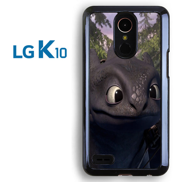 Toothless Cute Face TY - LG K10 Case - Tatumcase