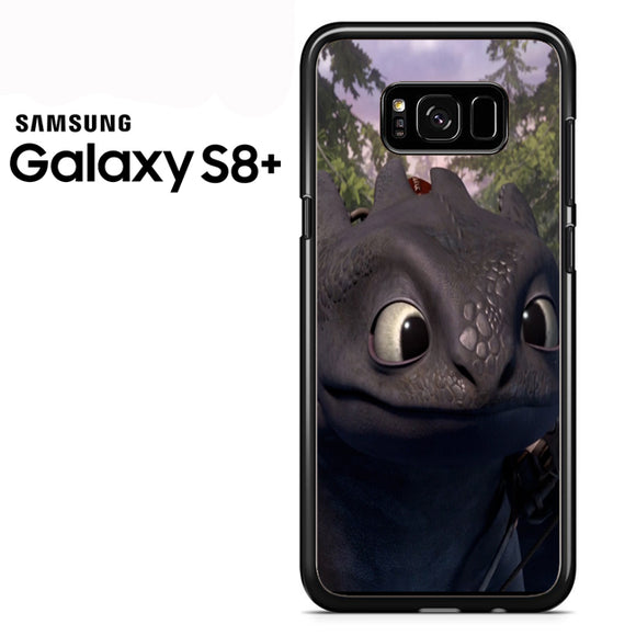 Toothless Cute Face TY - Samsung Galaxy S8 Plus Case - Tatumcase