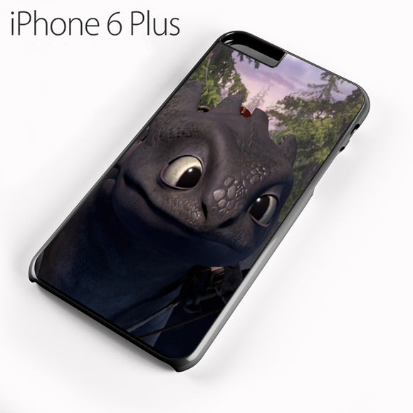 Toothless Cute Face TY - iPhone 6 Plus Case - Tatumcase