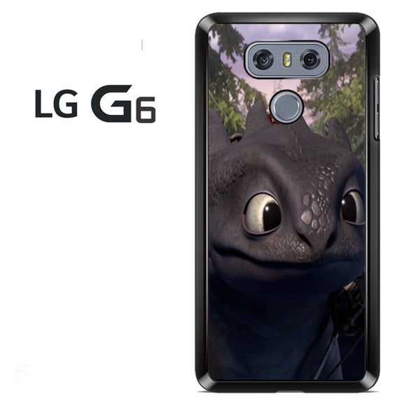Toothless Cute Face TY - LG G6 Case - Tatumcase