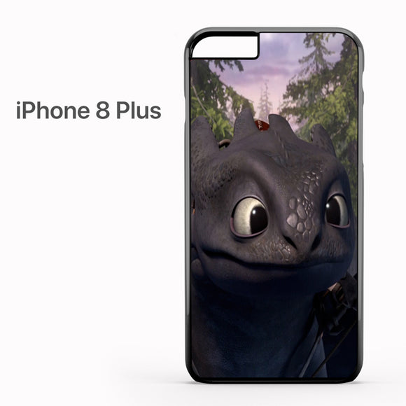 Toothless Cute Face TY - iPhone 8 Plus Case - Tatumcase