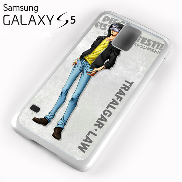 Trafalgar Law AB - Samsung Galaxy S5 Case - Tatumcase