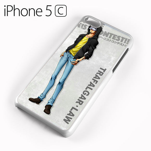 Trafalgar Law AB - iPhone 5C Case - Tatumcase