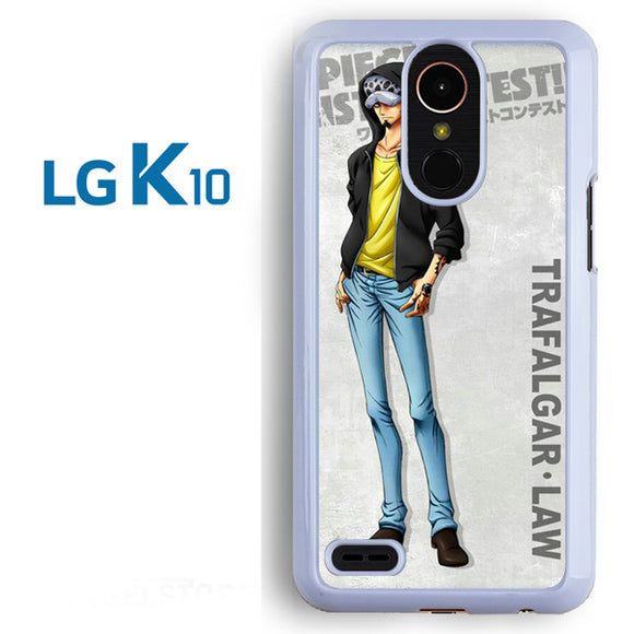 Trafalgar Law AB - LG K10 Case - Tatumcase