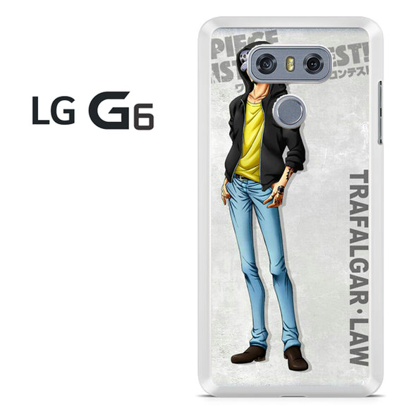 Trafalgar Law AB - LG G6 Case - Tatumcase