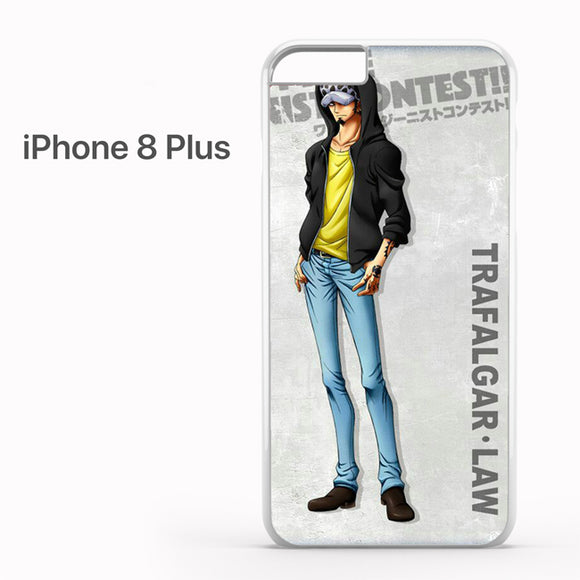 Trafalgar Law AB - iPhone 8 Plus Case - Tatumcase
